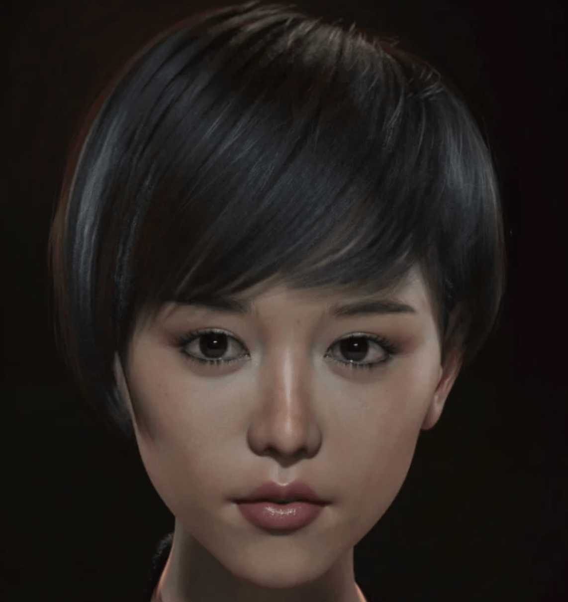 hann mei asian female daz3d character