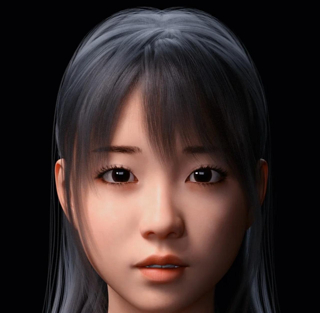 daz asian female sue