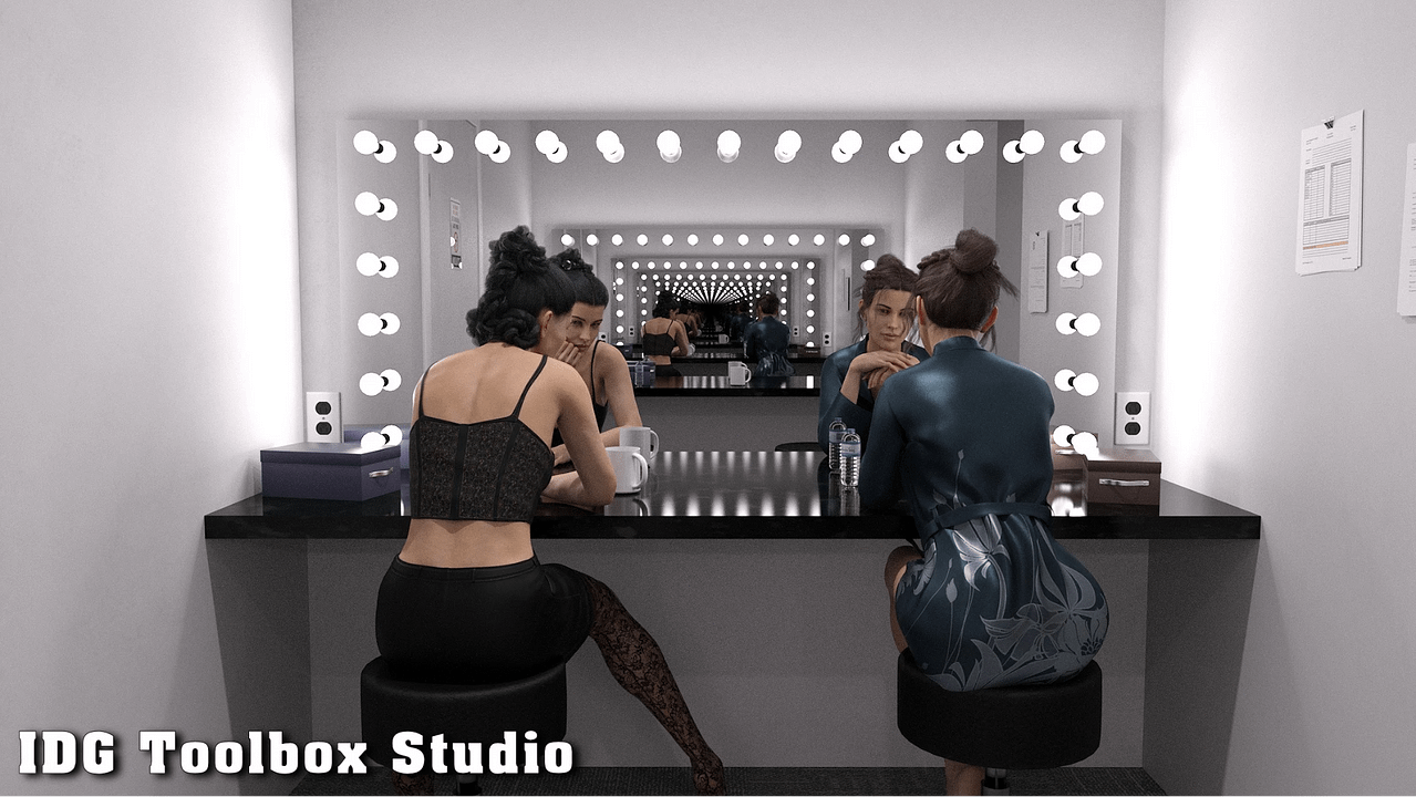 daz idg toolbox studio