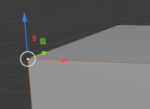 blender moving vertices