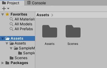 unity drag and drop of our assets