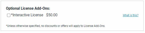 daz3d interactive licence