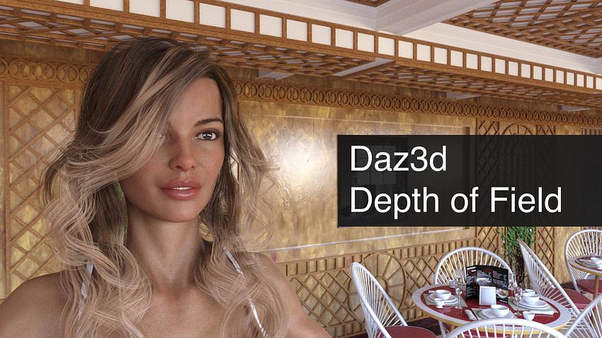 dazd depth of field