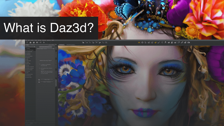 what is daz3d