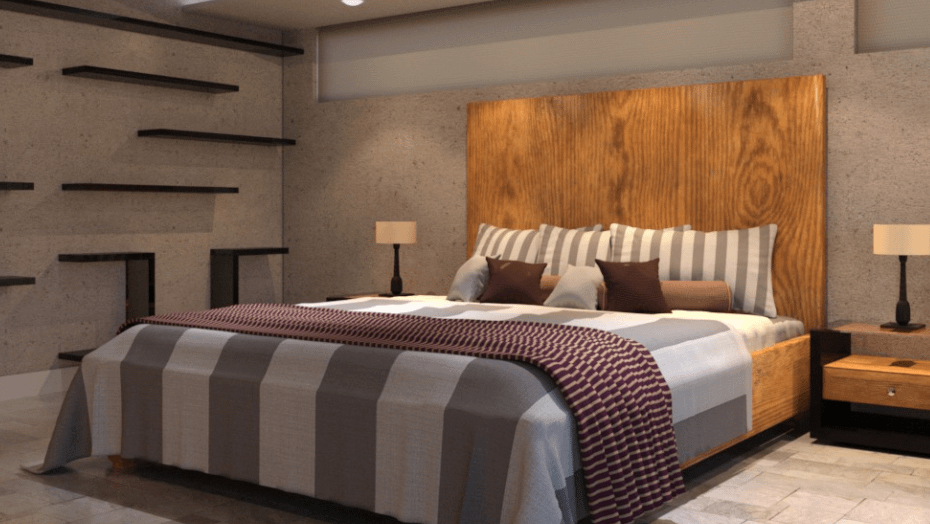daz3d dream street bedroom suite 3d model