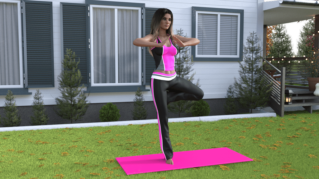 Exercise 3d poses