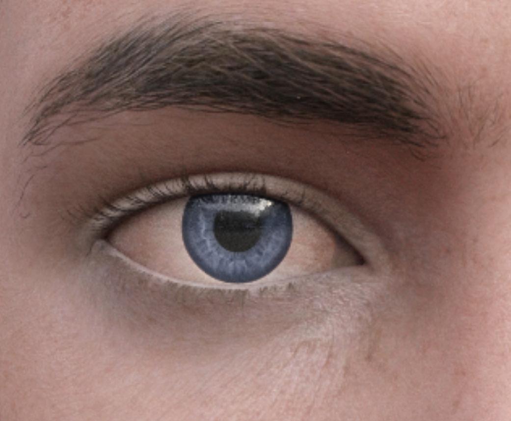 daz3d pixel filter 0.75 eye