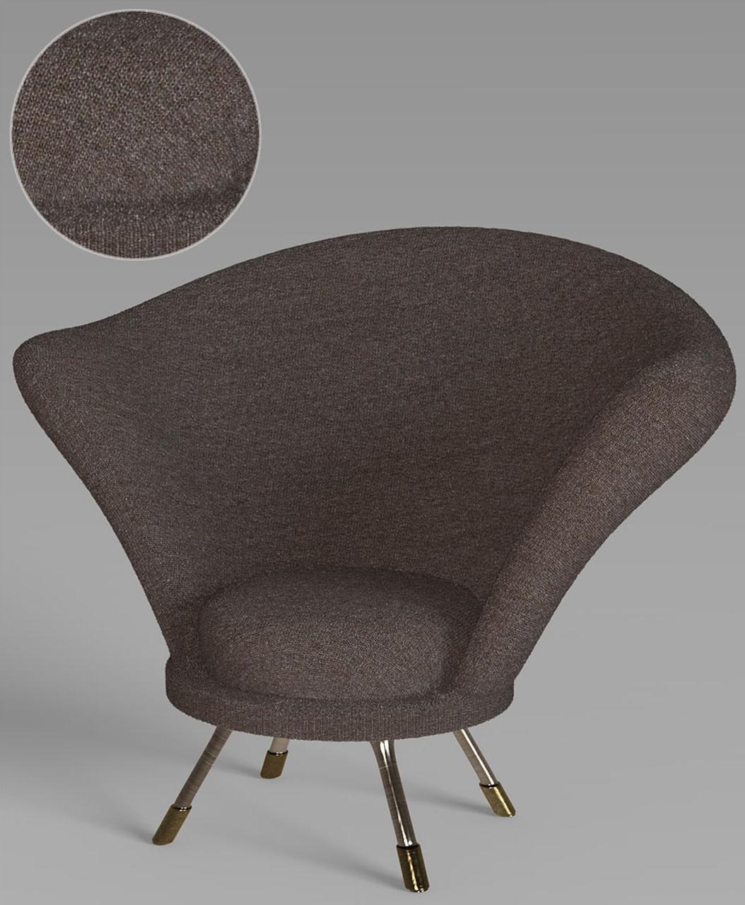 fabulous morphing chair 3d model