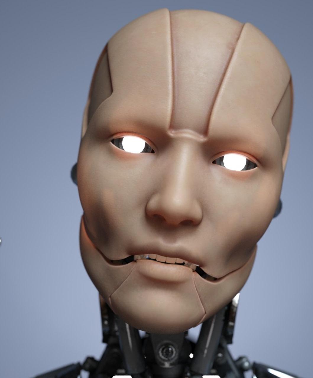 doomsday cyborg textures
