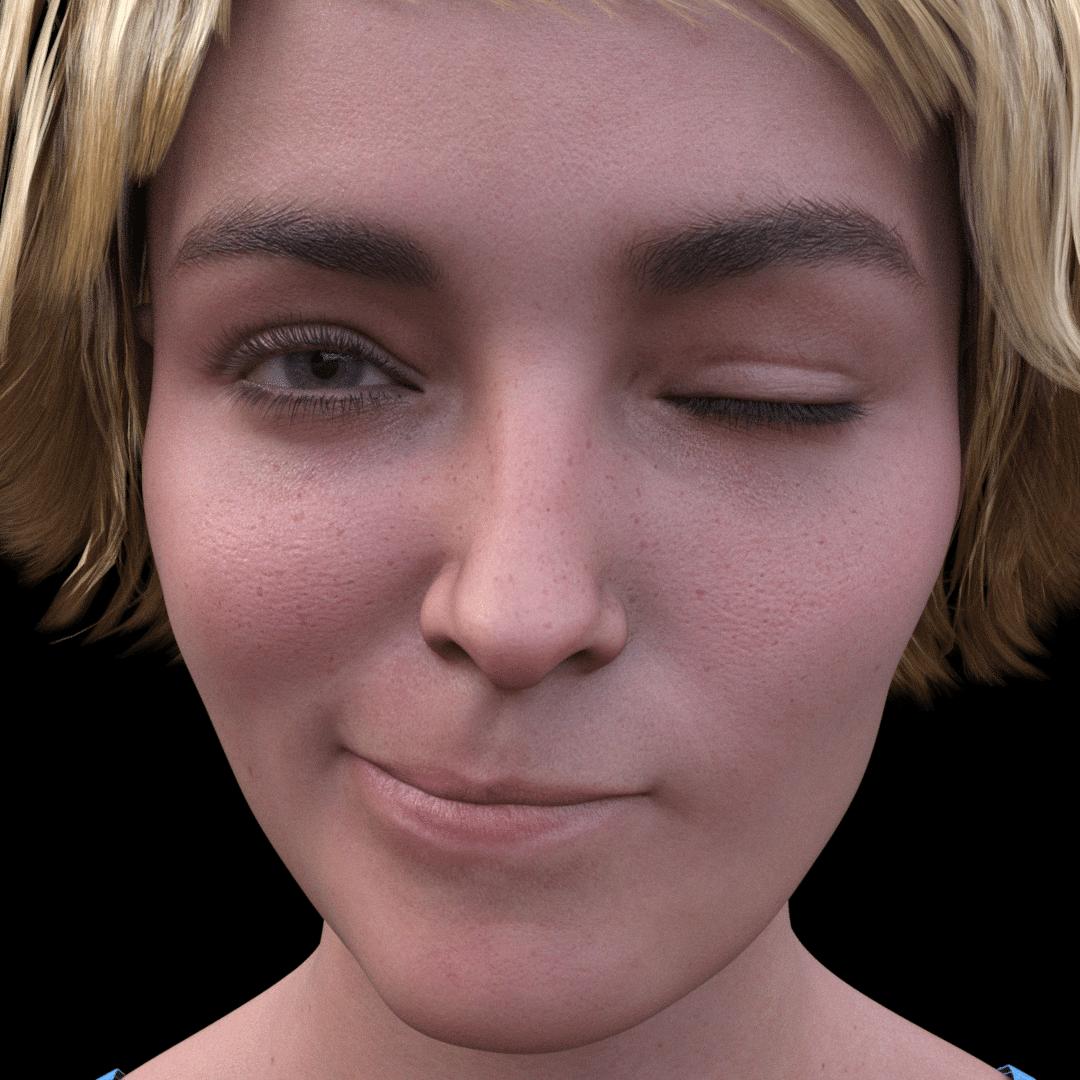daz genesis 8.1 facial expressions