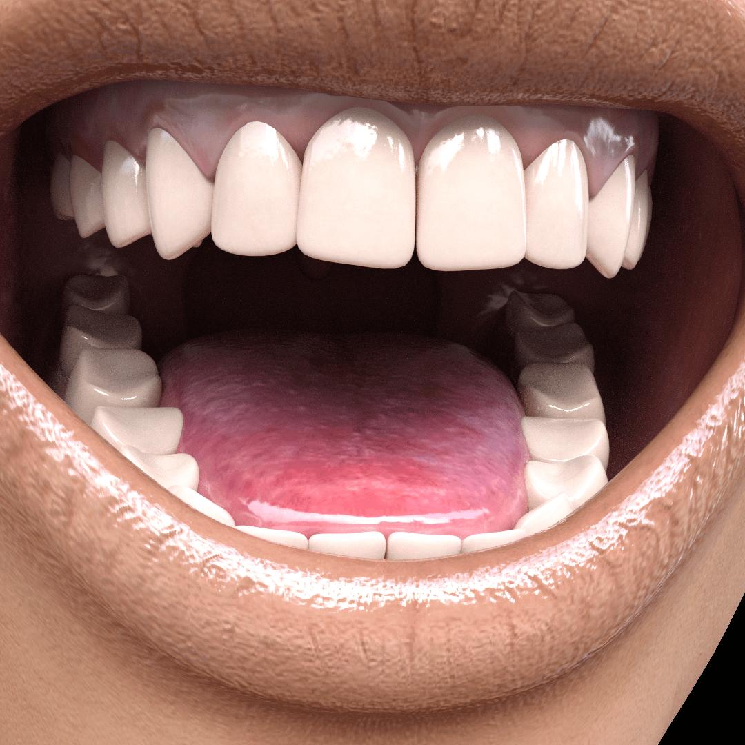 daz genesis8.1 genesis8 mouth