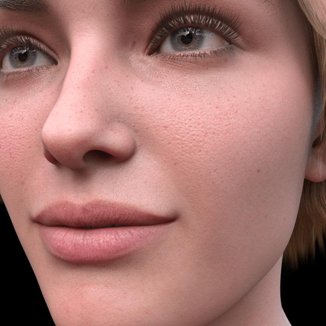 daz studio genesis victoria 8.1 skin