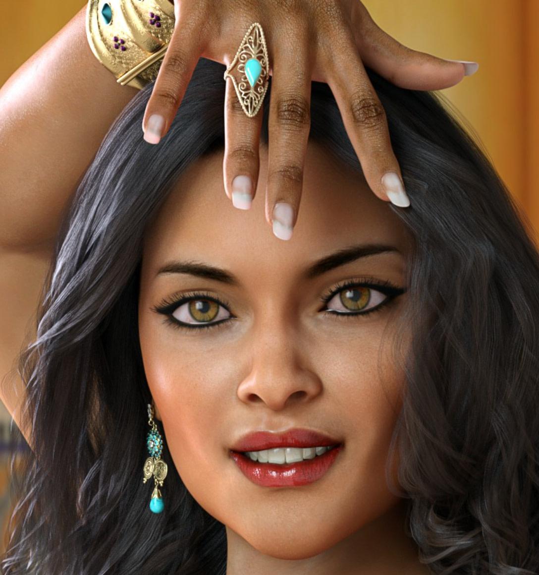 arti daz indian female