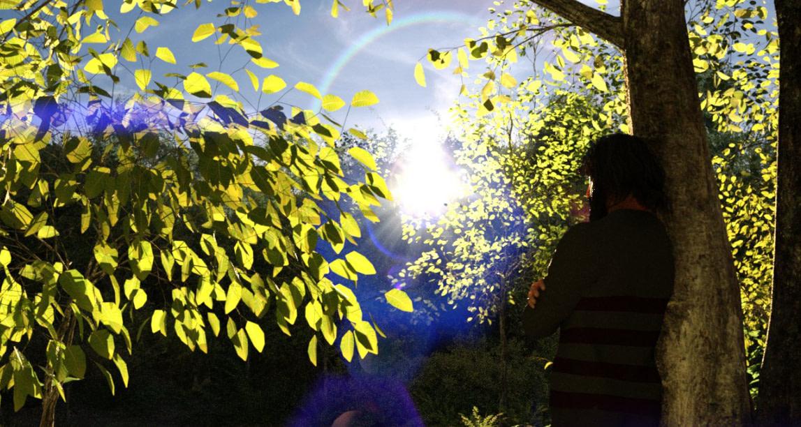 daz3d addon dynamic lens flare stardust iray
