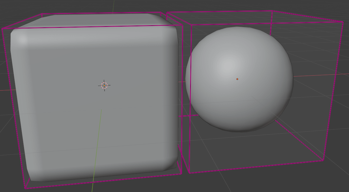 blender subdivision surface modifier edge crease