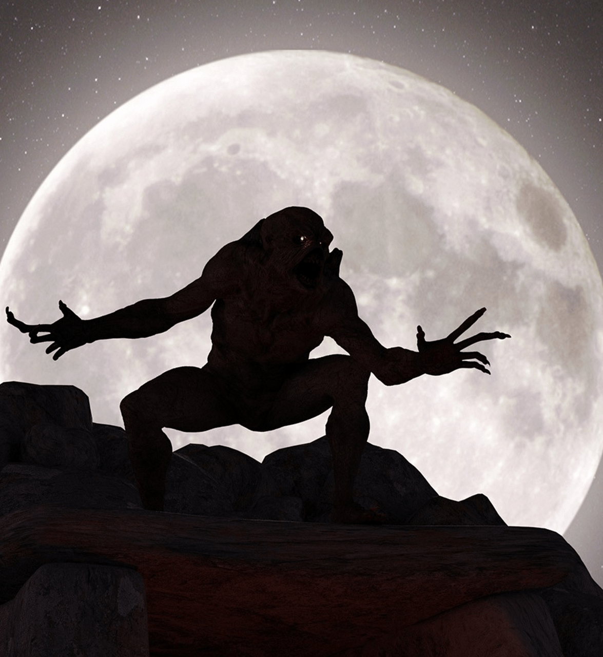 fantasy moon hdri skydomes