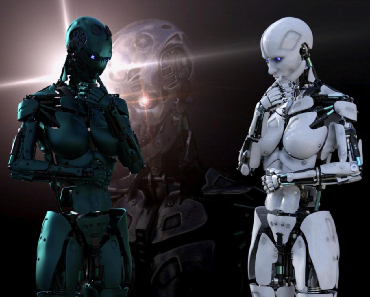 daz cyborg generation 8 female