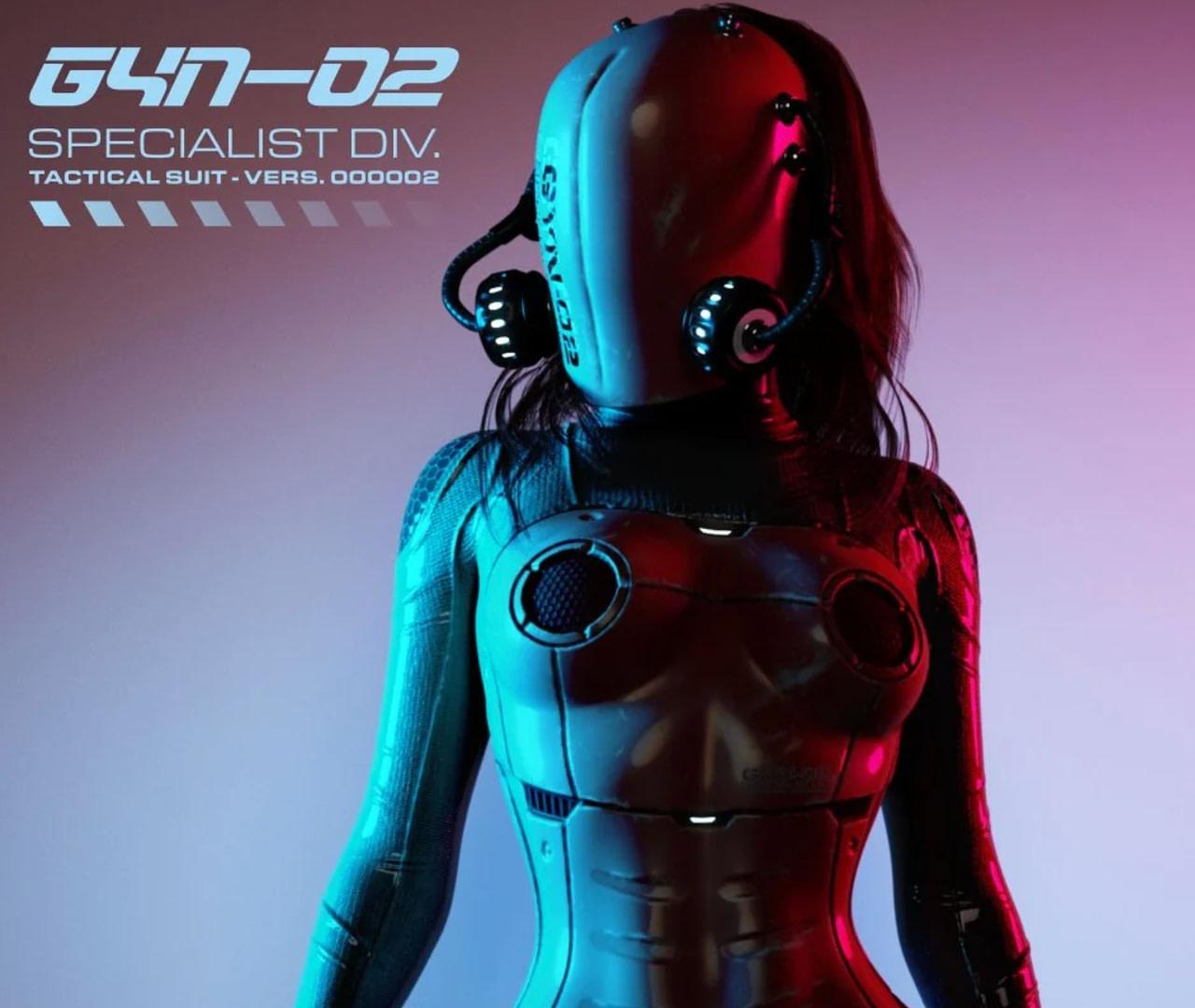 daz3d female cyborg gyn 02