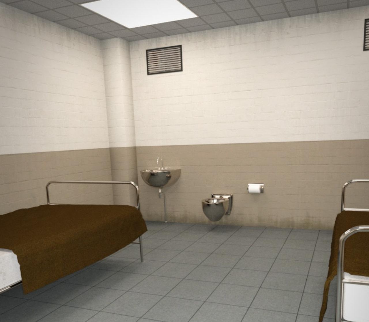 daz confinement cell