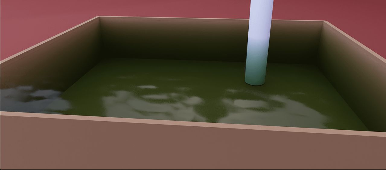 blender final liquid render