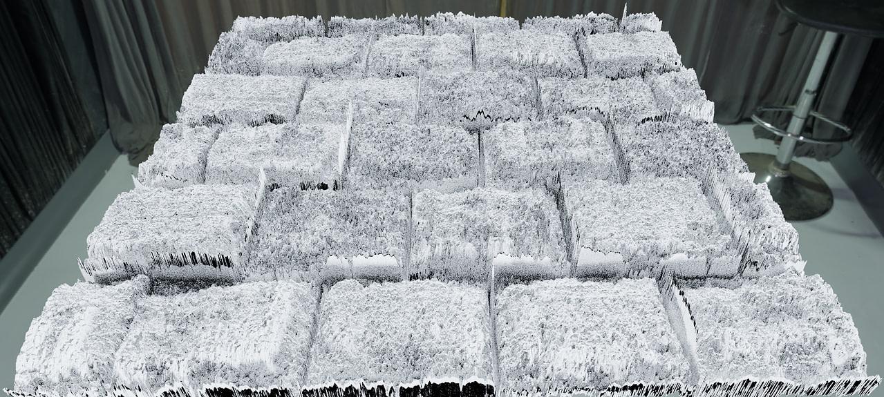 blender procedural displacement from image