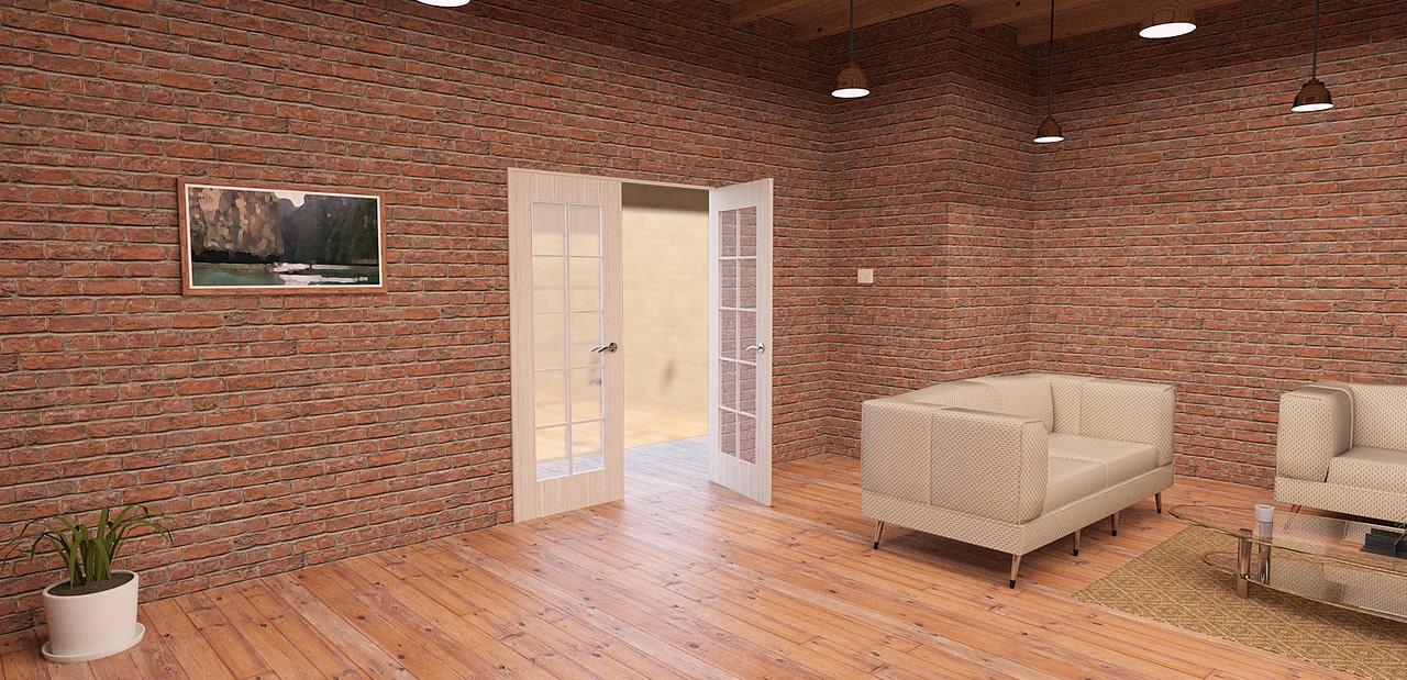 daz3d the cozy room