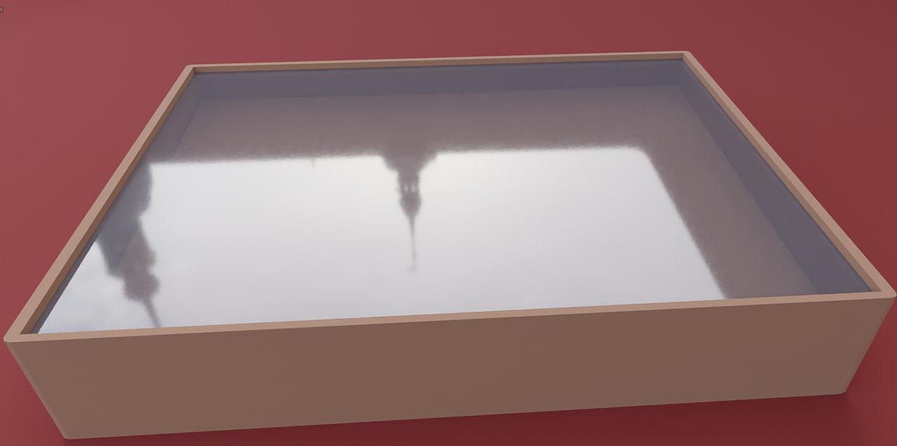 blender cycles liquid material