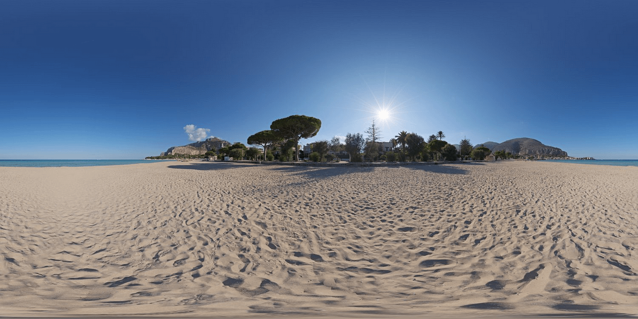daz3d hdri beach