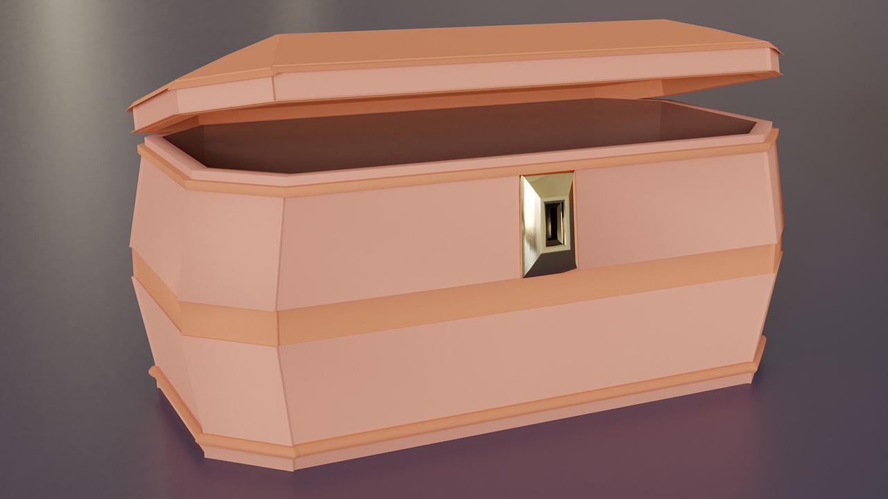 blender jewelry box render