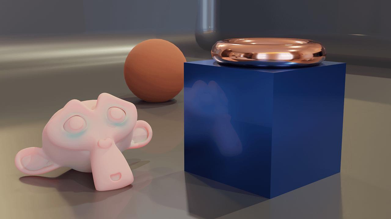 blender rendering 200 optix denoising