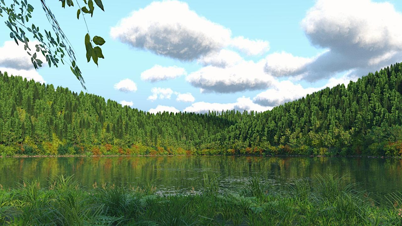 daz3d lake muirne