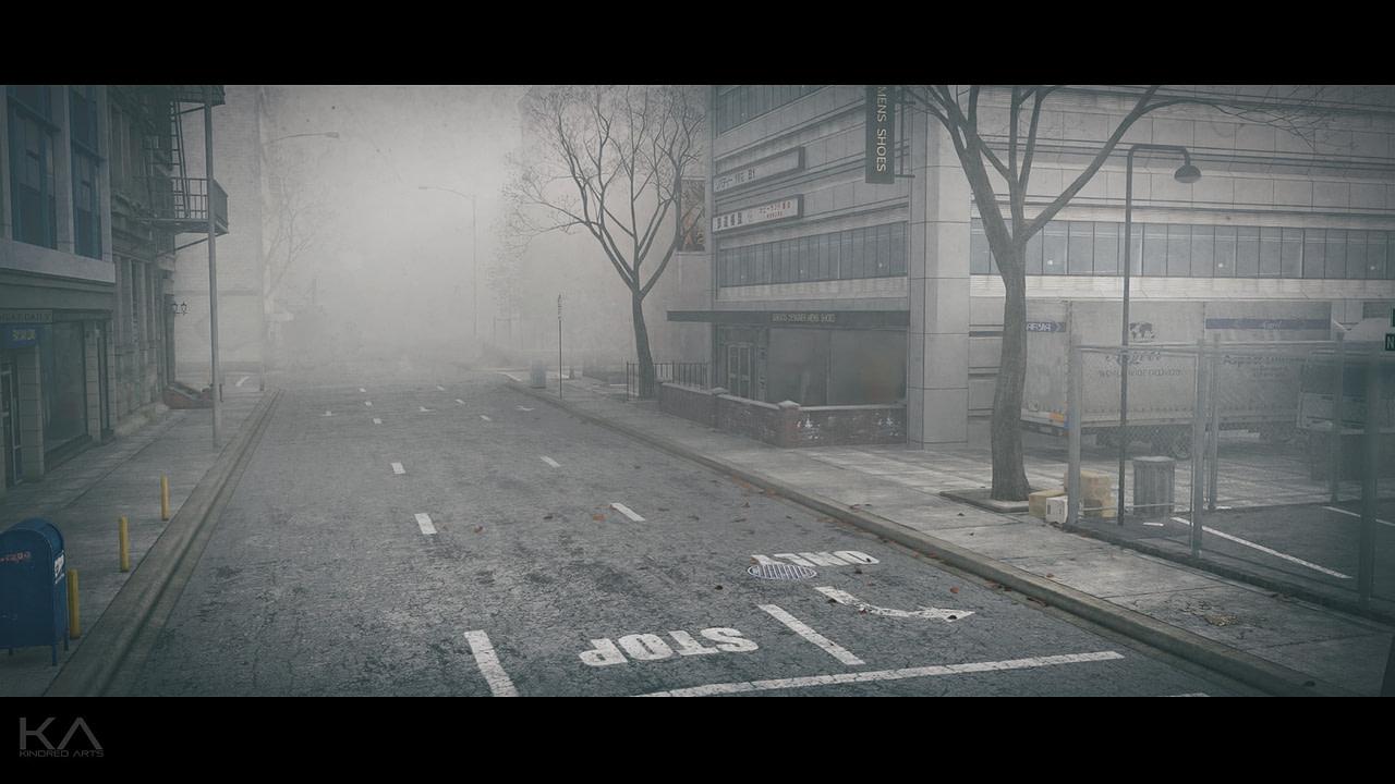 Iray Distance Fog daz3d product