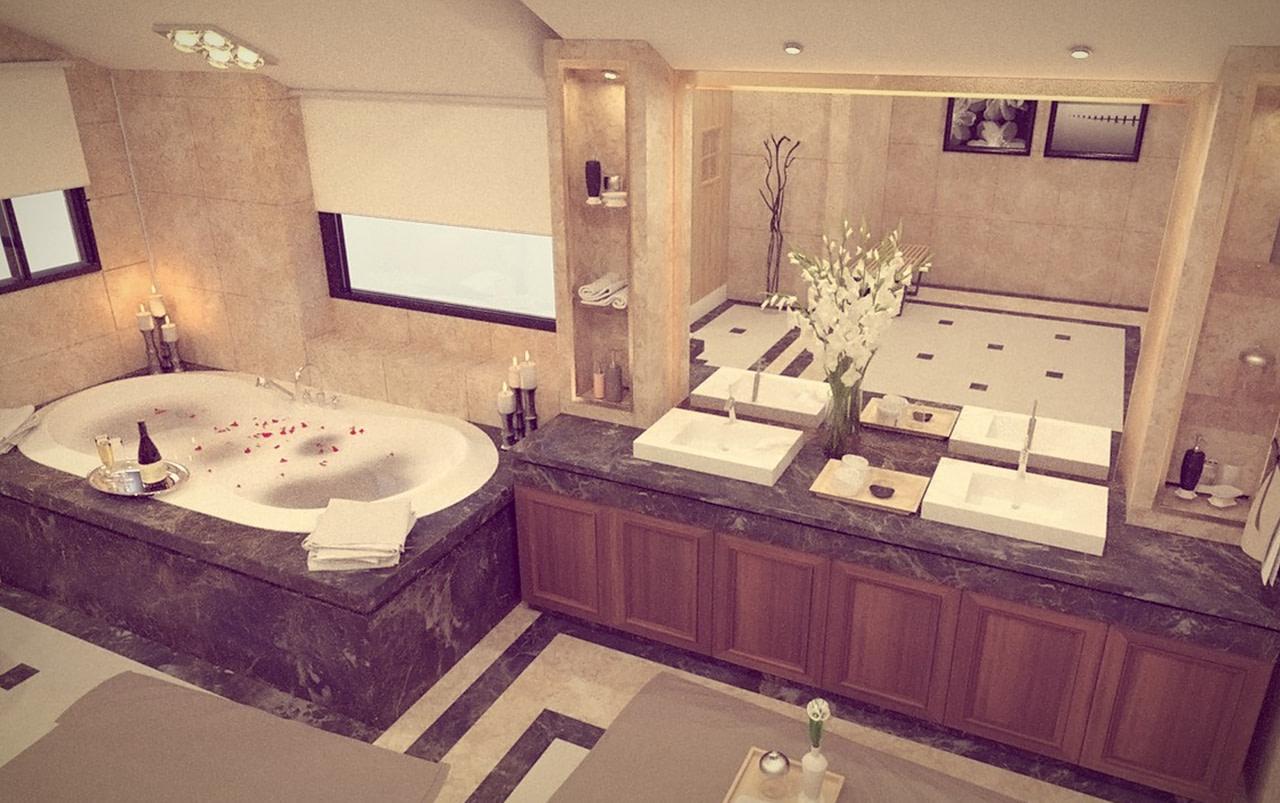 daz3d holiday bathroom