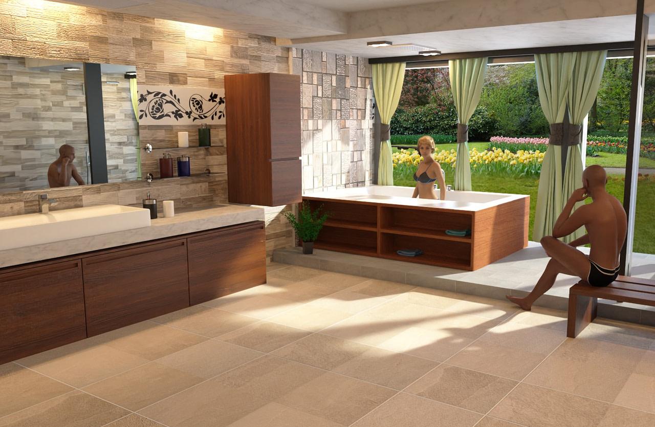 gardenview daz3d bathroom