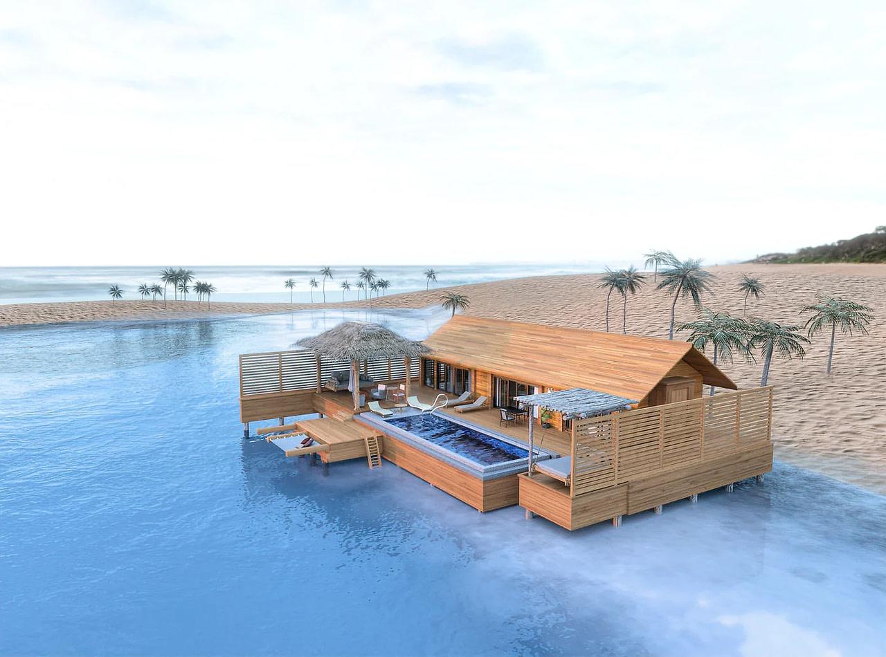 daz fg beach house