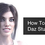how to install daz studio