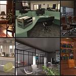 best office 3d models