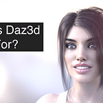 what is daz3d used for