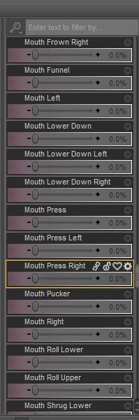 daz studio genesis8.1 facial expressions