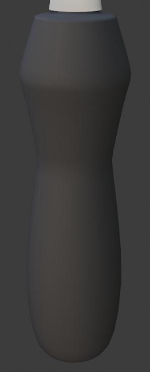 blender rubber material