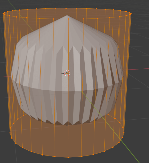 blender fix subdivided object