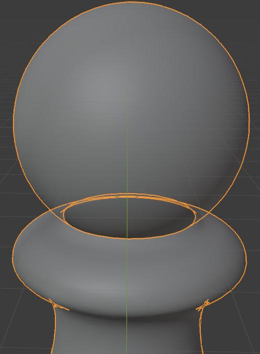 blender 3d printing overlapping