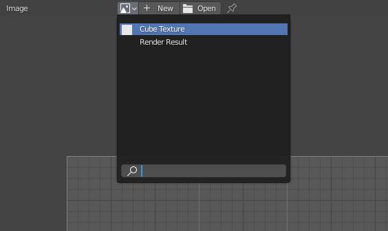 blender texture paint image editor