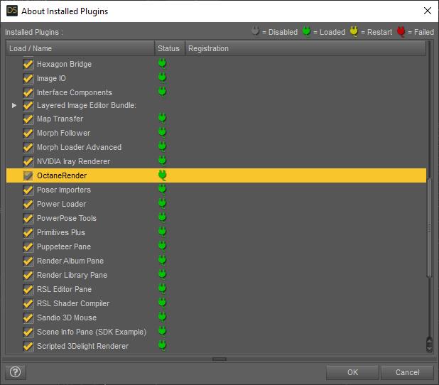 daz octane render install
