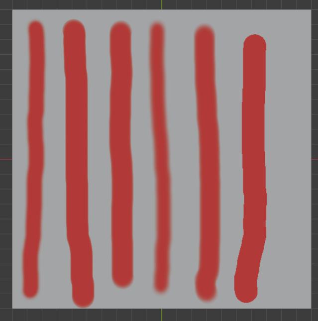 blender texture paint falloff