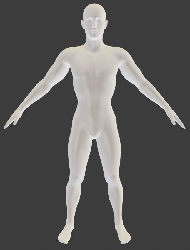 blender modeling genesis