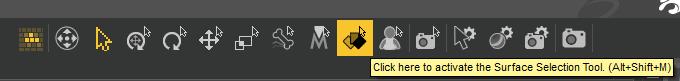 daz3d toolbar