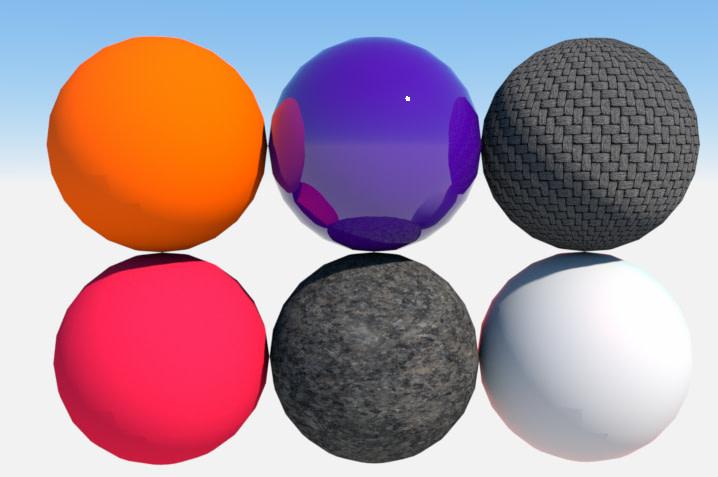 daz3d octane materials