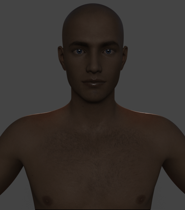 daz studio subsurface scattering transmitted color
