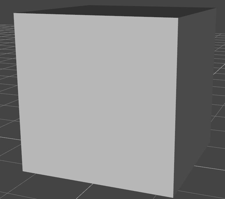 daz studio cube room